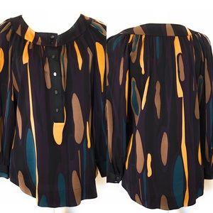 Diane von furstenberg blouse, Sz 8